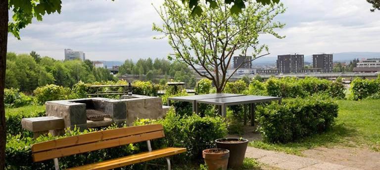 Haraldsheim Hostel. Photo: hostelling International