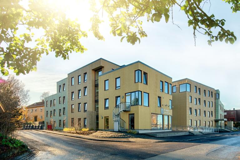 HI Hostel Trondheim Rosenborg