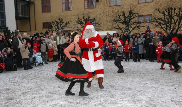 Folk Museum Christmas market - Photo: www.lifeinnorway.net