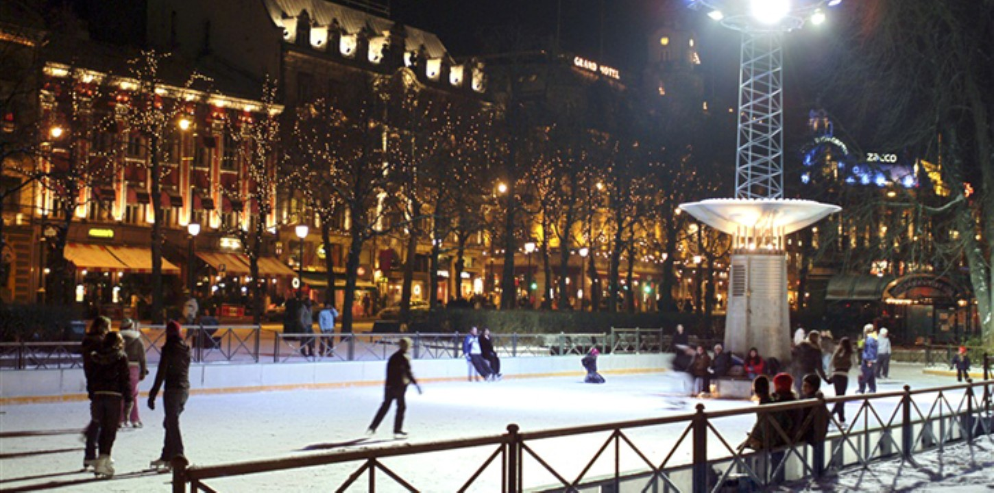 Christmas markets in Oslo – Say HI to Norway