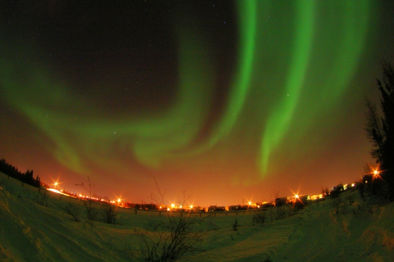 Northern Lights - Photo: Wikipedia