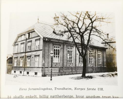 Ilens Forsamlingshus Trondheim