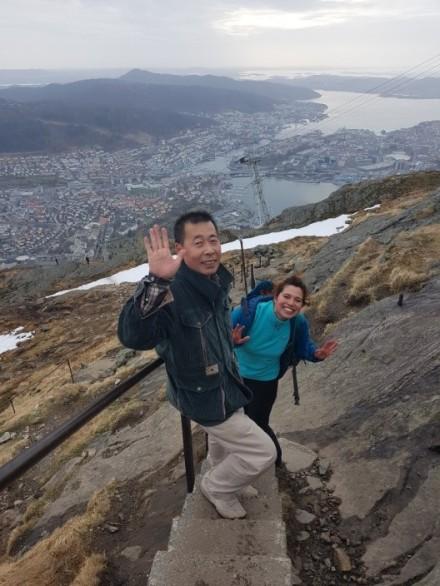bergen exchange 2